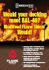 ModWood flame shield flyer