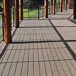 Modwood timber decking