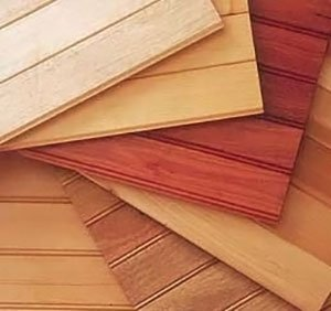 Timber species samples from timber suppliers in Narellan
