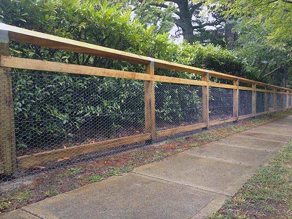 Get timber fencing supplies in narellan hayters