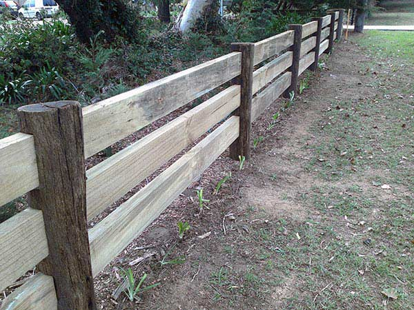 Get Timber Fencing Supplies In Narellan Hayters Timber
