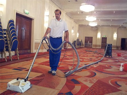 Advanced upholstery and carpet cleaning