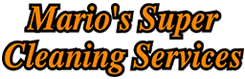 Mario's Super Cleaning Services logo