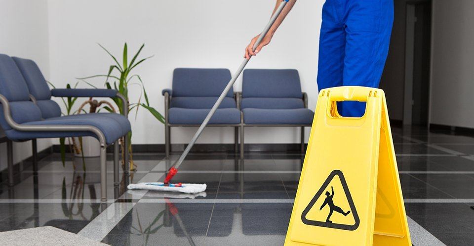 Comprehensive cleaning solutions for an immaculate office space