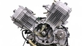 motore bicilindrico