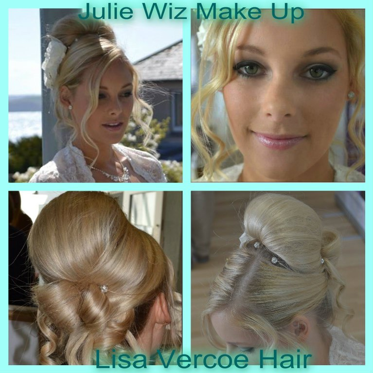 Julie Wiz makeup