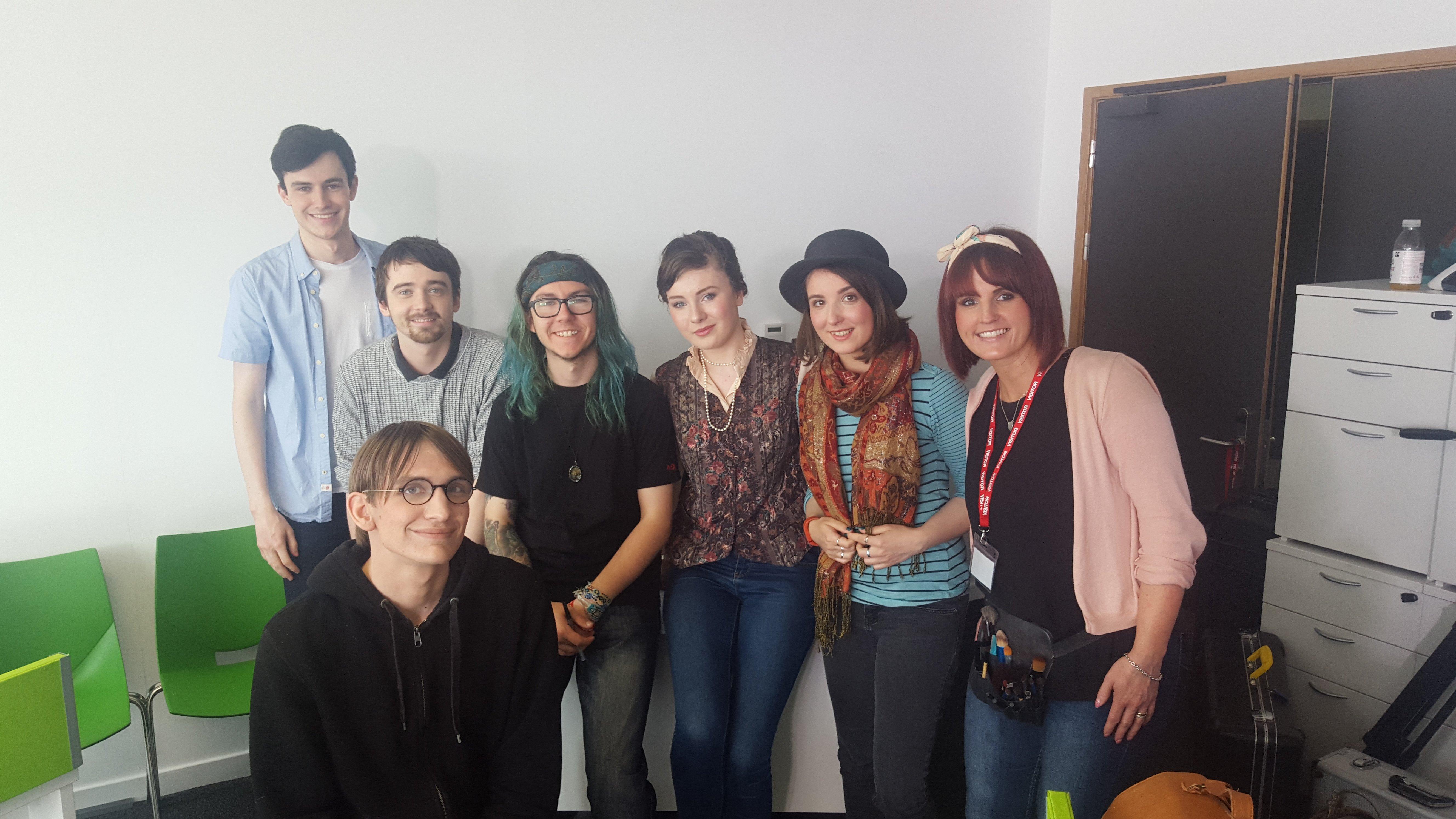 film unit shoot