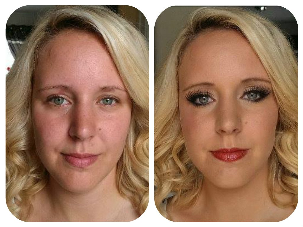 makeover - before and after