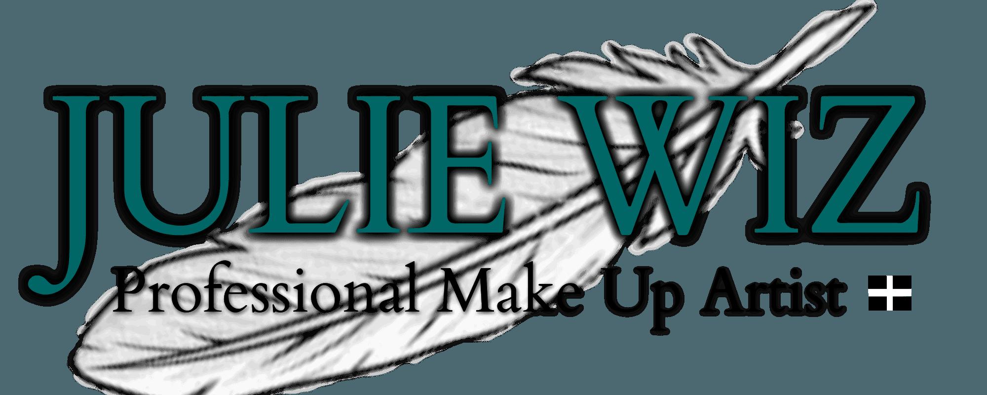Julie Wiz Professional Make Up Artist logo