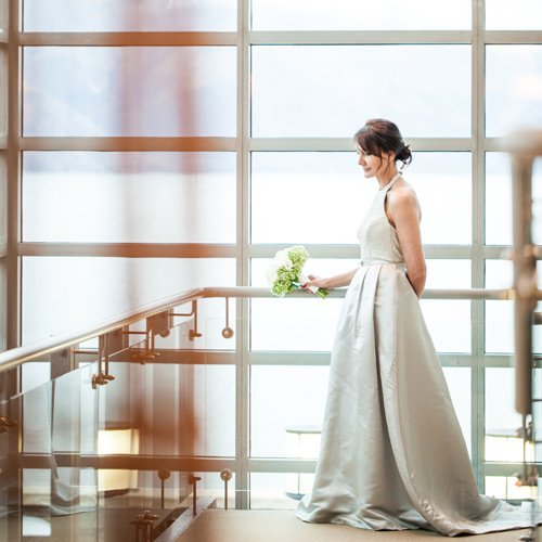 Bridal Hair can be arranged with Body Sanctum Day Spa