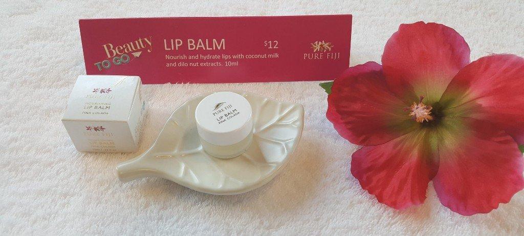 Pure Fiji Lip Balm