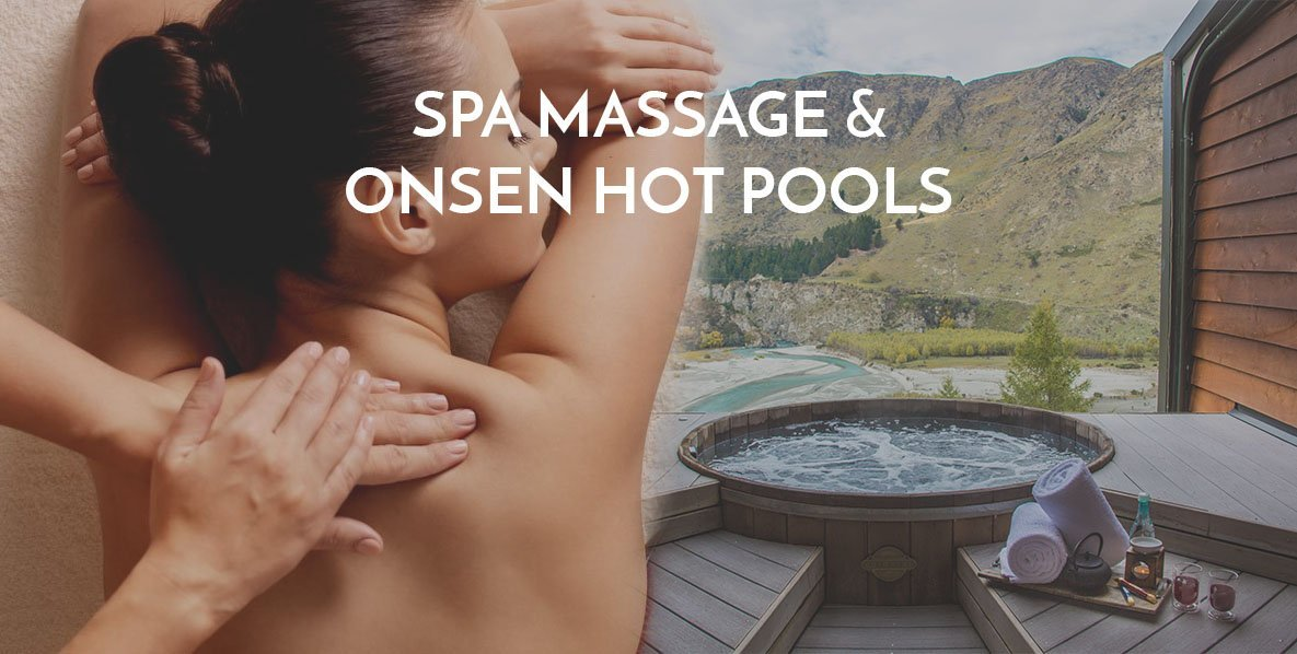 Onsen Hot Pools and Massage Deal