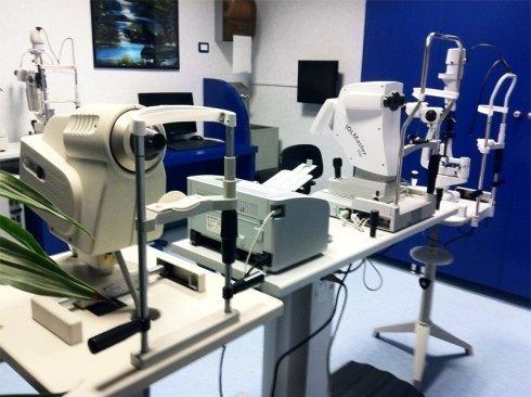 Centro di microchirurgia oculare