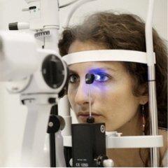 pressione oculare, tonometro
