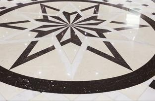 Pavimenti in marmo Cantù