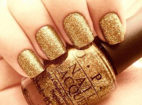 accessori Golden Nails
