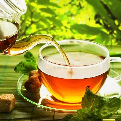 tè biologico