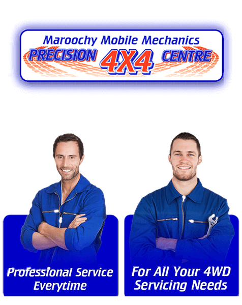 maroochy mobile mechanics banner