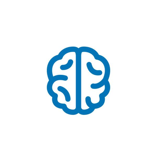 Icona del sistema nervoso centrale ad Assisi