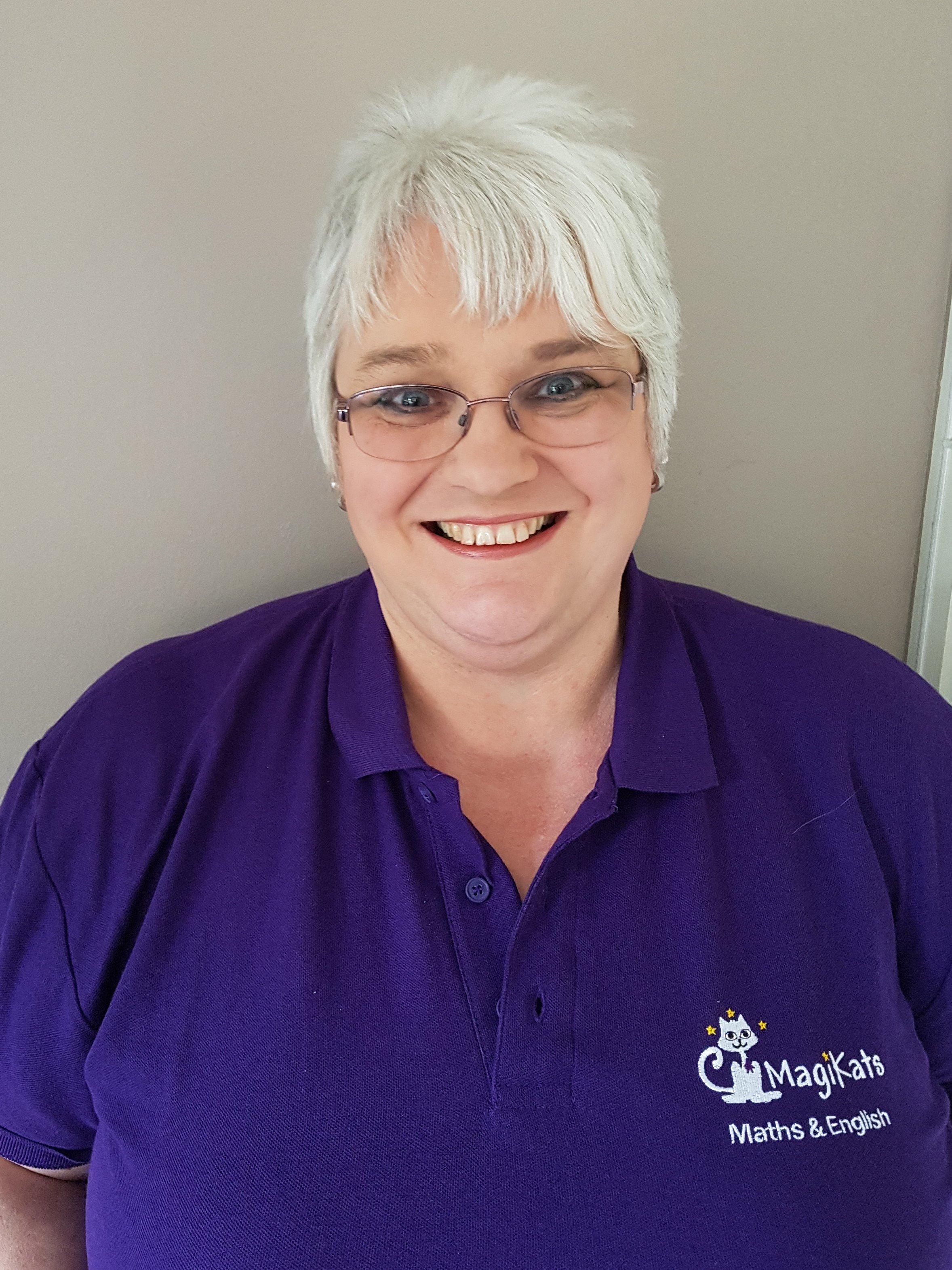 Debra, Principal of MagiKats Hereford