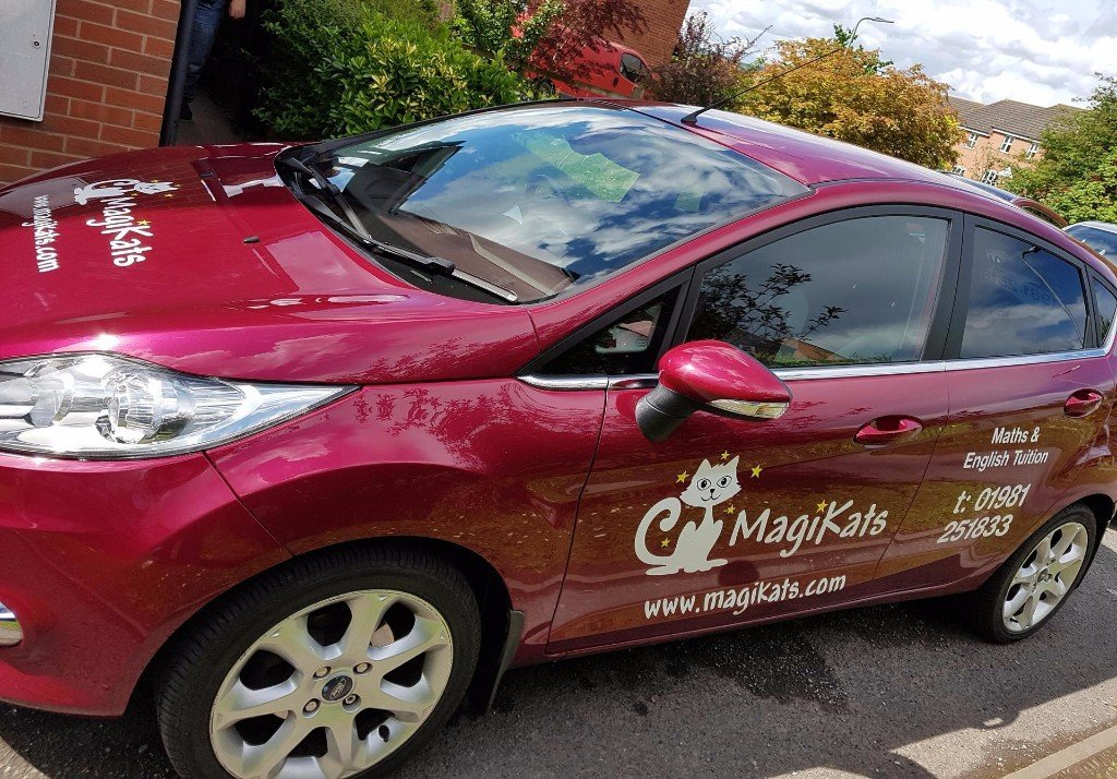 MagiKats Hereford Car 3