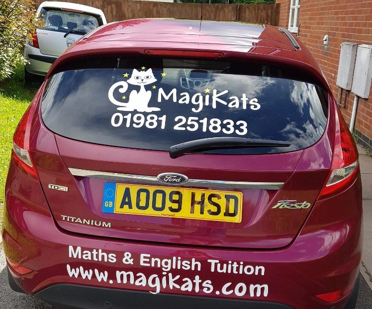 MagiKats Hereford Car 4