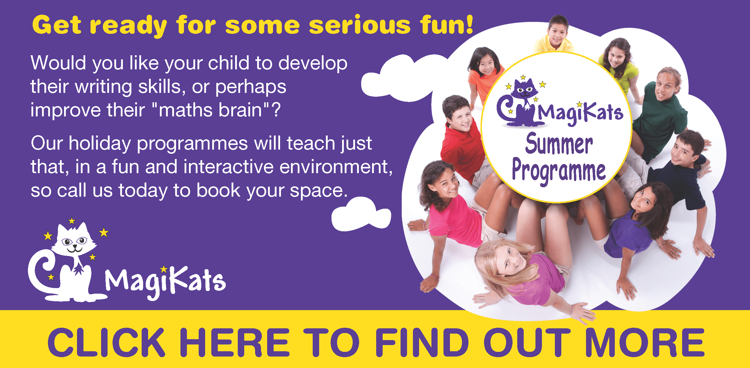 Summer Programmes now available!