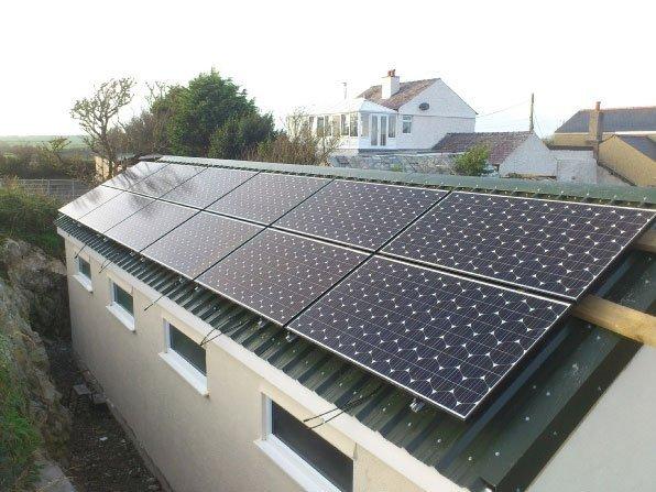 roof solar panel