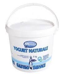Yogurt Merano intero da Kg.1 e Kg.5