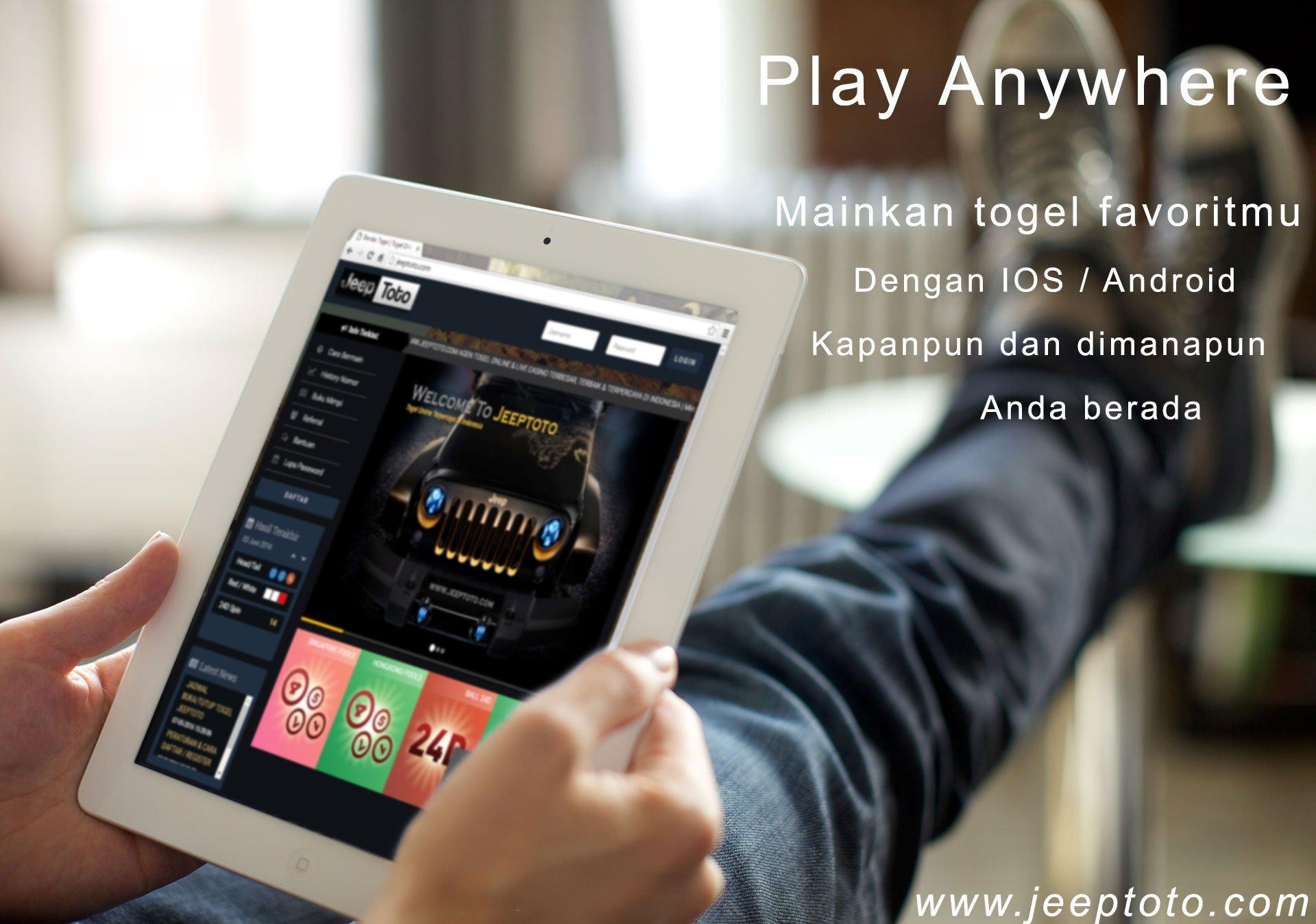 Bandar Togel Online Terbesar Terbaik Terpercaya Indonesia