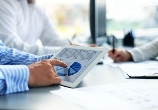 consulente finanziario esami grafico