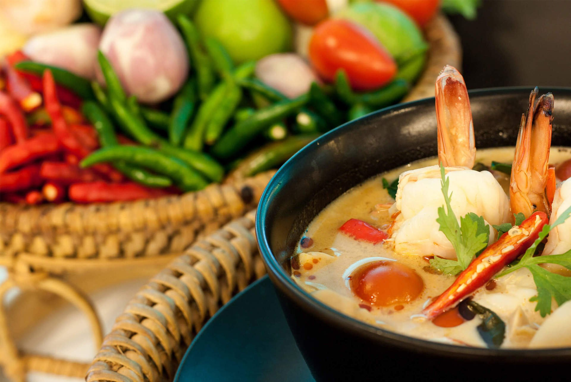 zuppa orientale