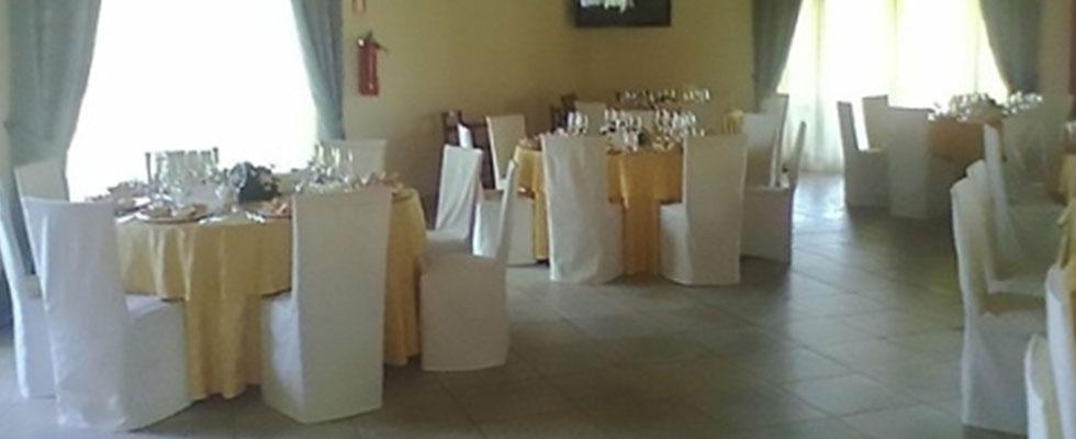 interno ristorante da antonia