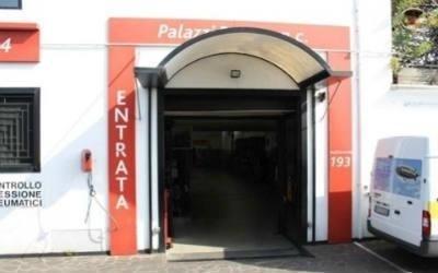 officina mecacnica auto e moto Palazzi Remo srl