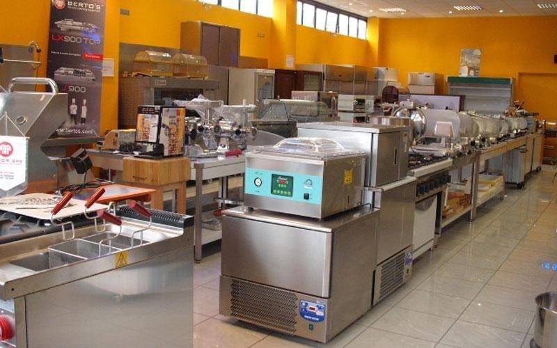 vendita cucine industriali