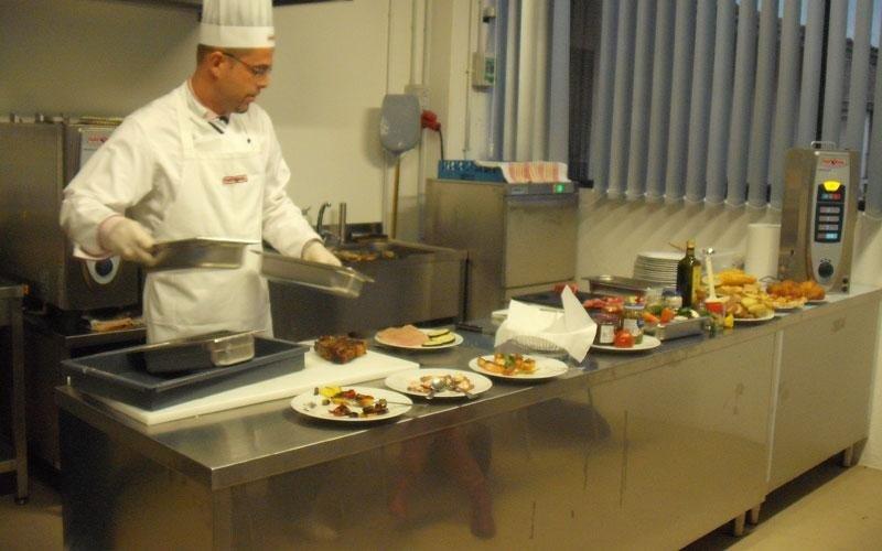 attrezzature cucine alberghi