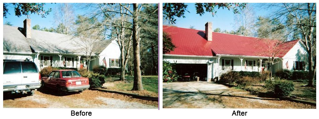 Roof Replacements Burlington, NC