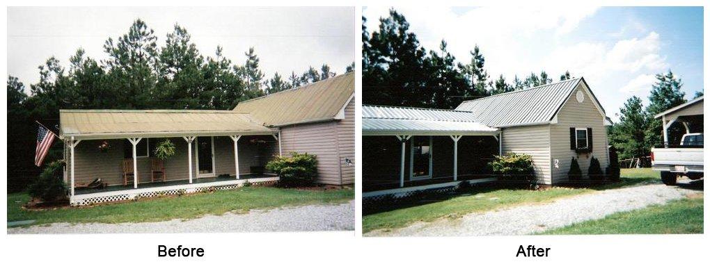 Shingle Roofing Burlington, NC