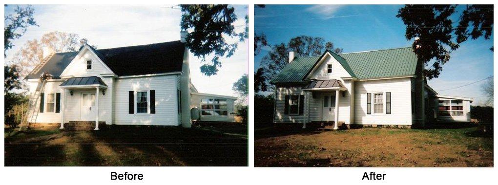 Shingle Roofing Greensboro, NC