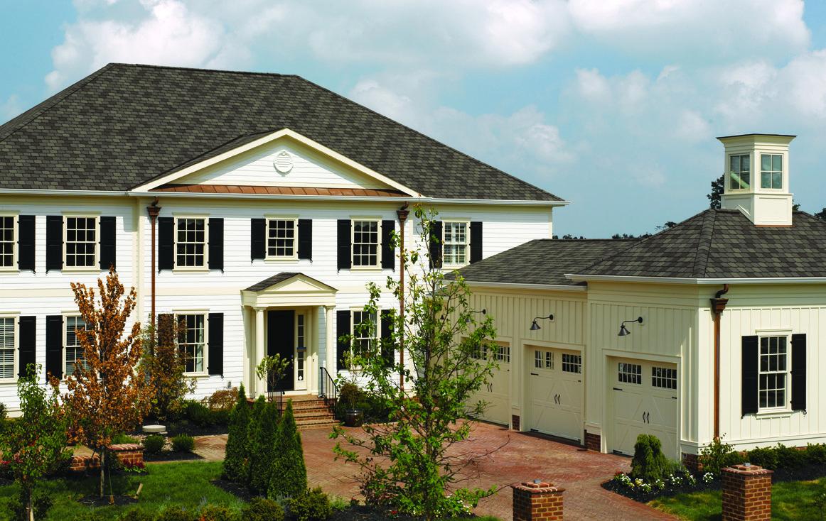 Highland Slate Shingle Roofing 1