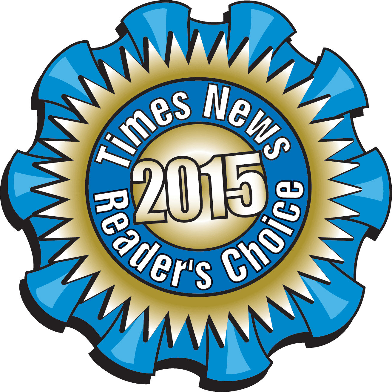 Times News Reader's Choice 2015