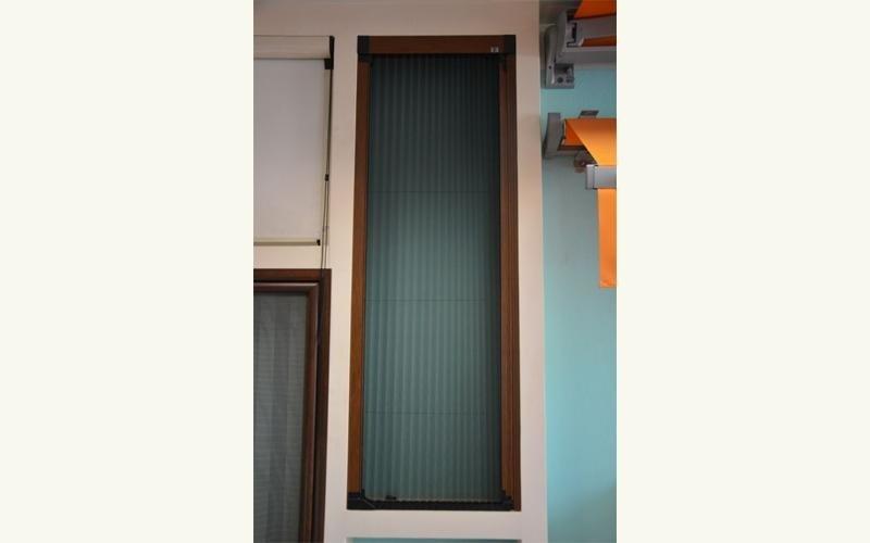 tenda per finestra verticale