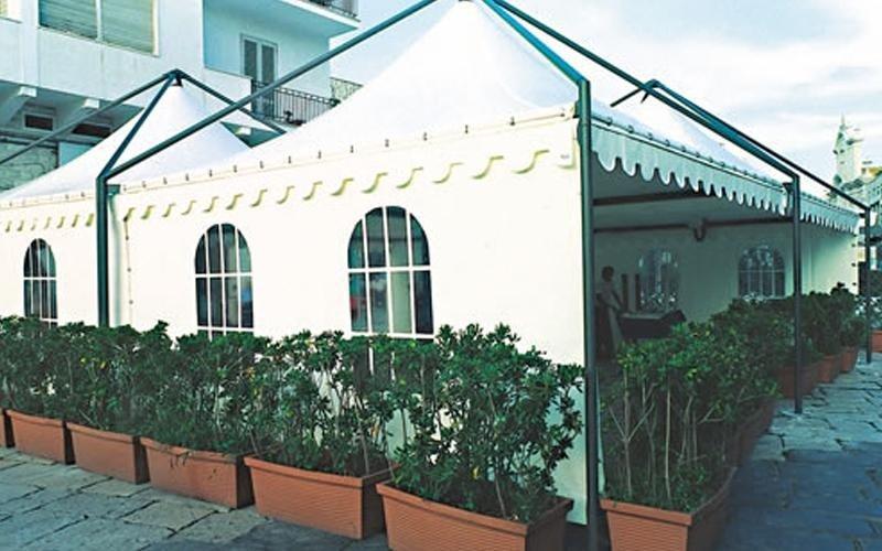 gazebo ristorante