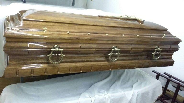 cofano funebre