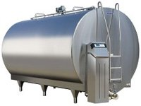 bulk milk tanks