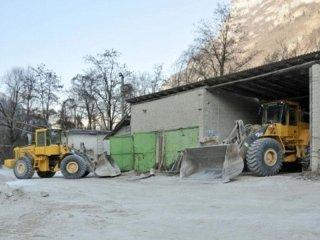 macchine escavatrici