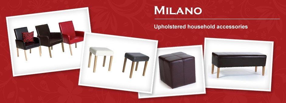 Milano seats