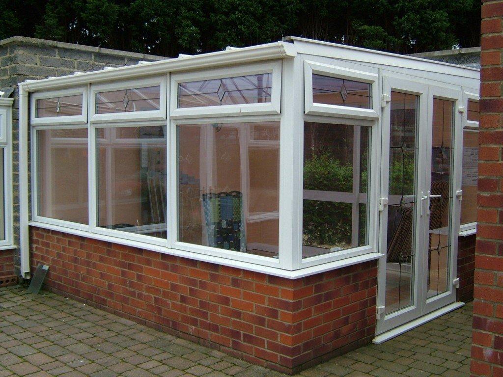 Conservatory windows