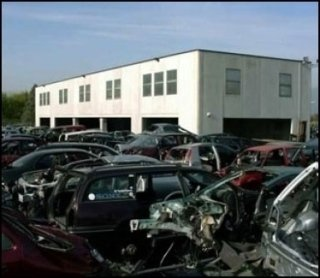 recupero veicoli sinistrati