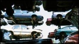 rottamazione di autoveicoli